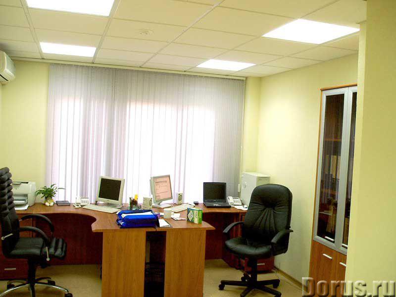Дизайн офиса в фото